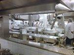 cozinha para 150 pessoas