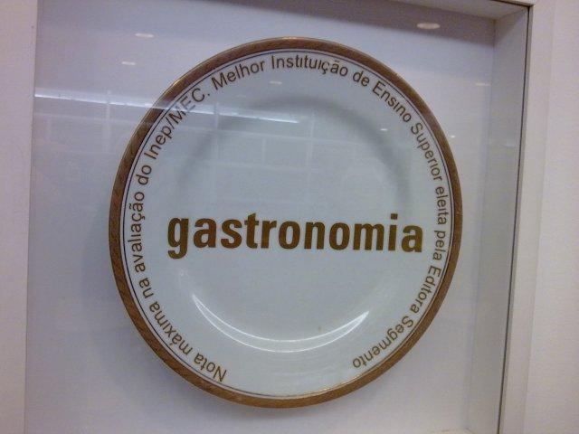 melhor curso de gastronomia