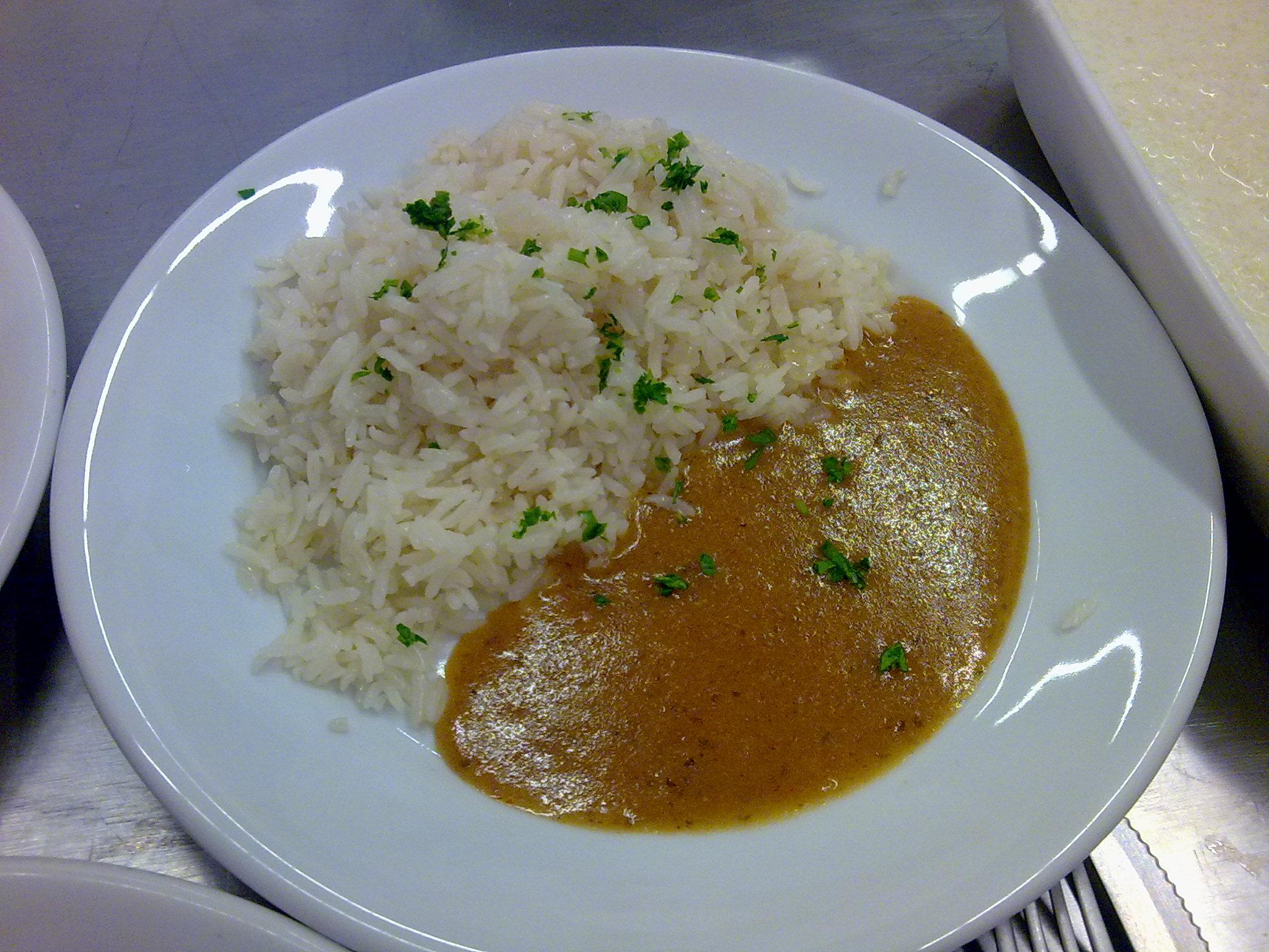 Pirinç Unlu Muhallebi